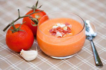 Сальморехо (холодный испанский суп)