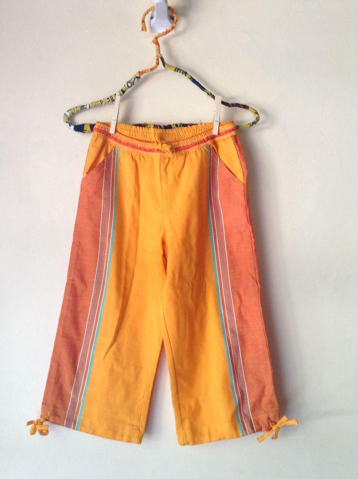 Comfy kikoy pants