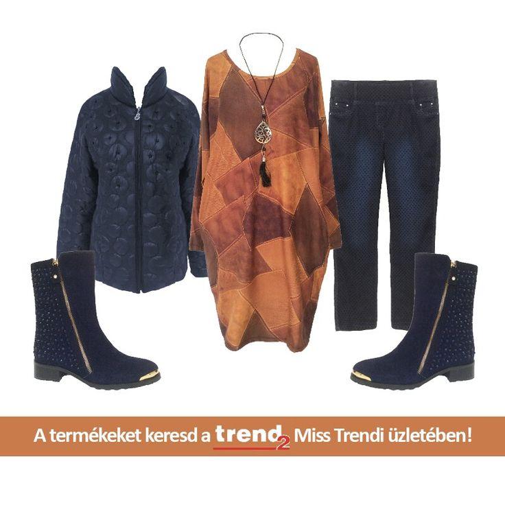 Az ősz a meleg színek évszaka. Ti szeretitek? A Miss Trendi már felkészült az új évszakra! Extra méretekkel is!