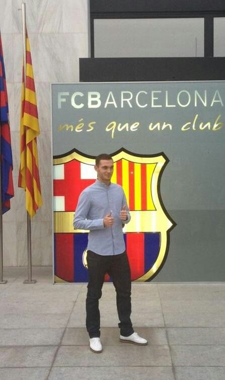 Welcome thomas vermaelen