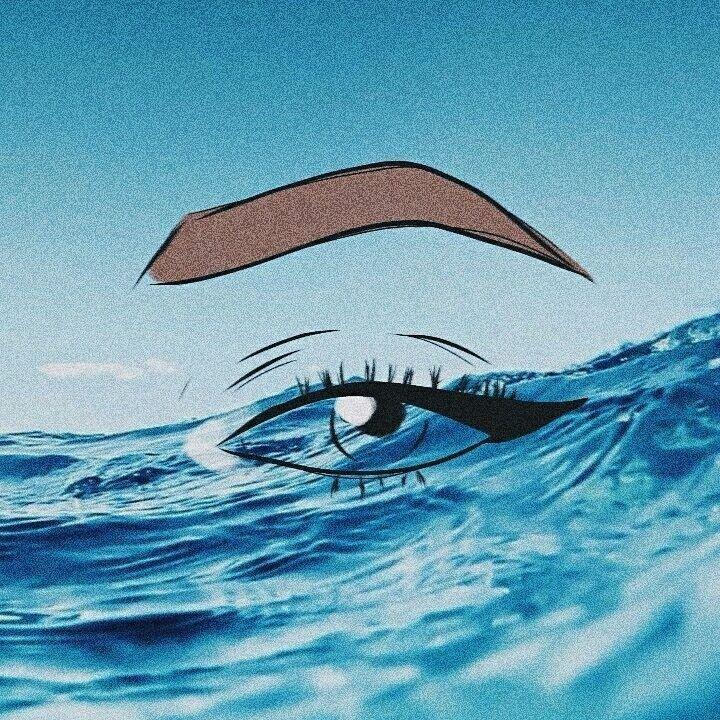 Ocean Eyes With Images Billie Eilish Ocean Eyes Billie Eilish