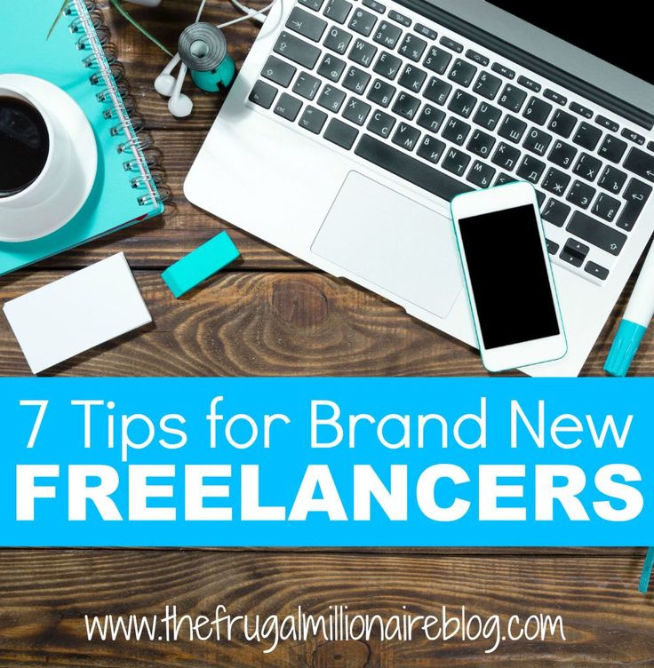 Are you new to freelancing or hoping to start freelancing? If so, you'll want to check out my tips!!