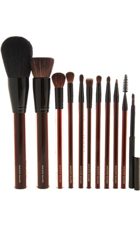 Makeup brushes kevyn aucoin