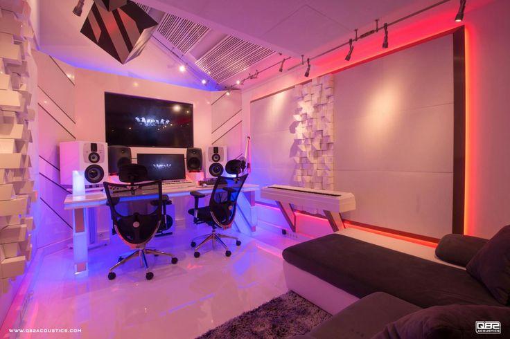 Nicky Romero\'s studio Protocol | Audio Nonsense | Pinterest | Studio ...