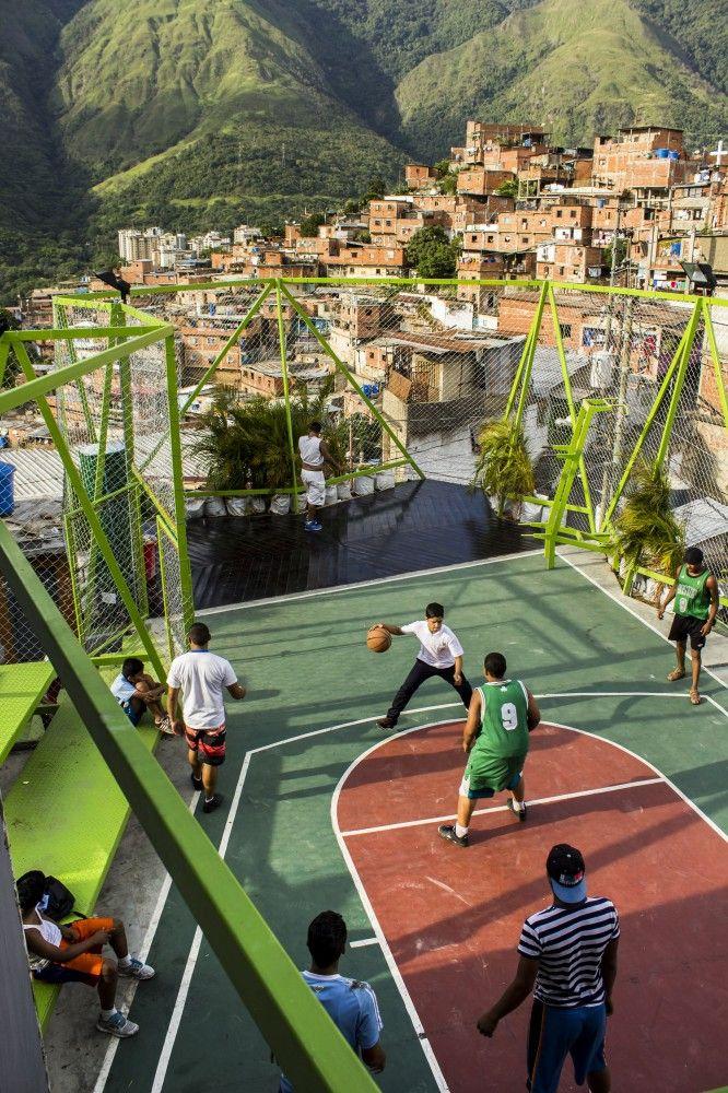 How Venezuela's Espacios de Paz Project is Transforming Community Spaces