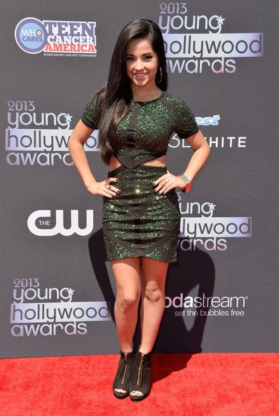 Becky G Photos - 2013 Young Hollywood Awards Presented By Crest 3D White And SodaStream / The CW Network - Arrivals - Zimbio