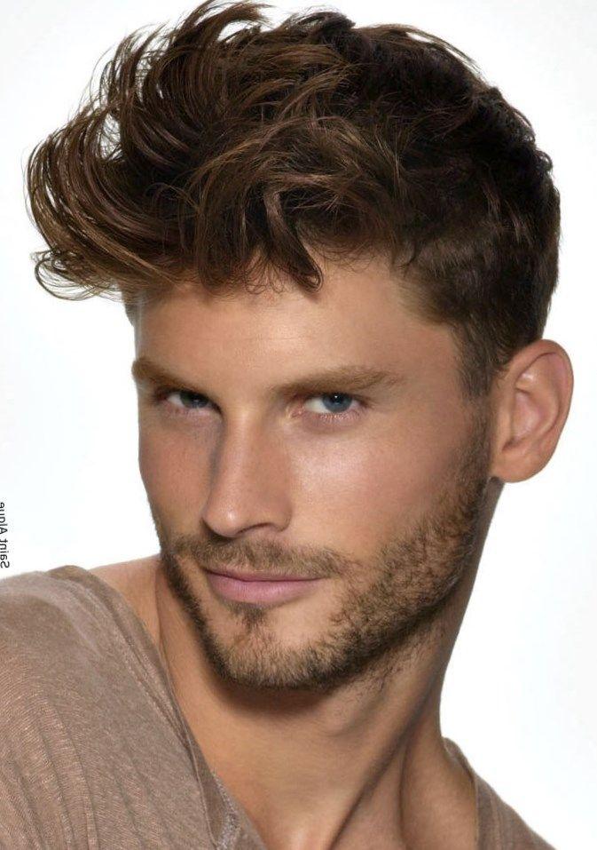 Dauerwelle bei männern #frisuren #Trendfrisuren26 ...