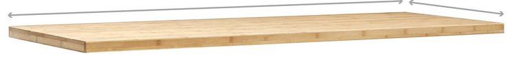 Pro Series Bamboo Worktop