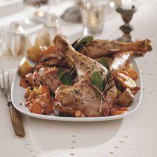 #Recept: Kerst-Kalkoen uit de oven http://ift.tt/2gYAjzq #Vlees-en-Gevogelte