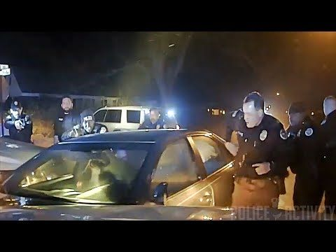 Dashcam Shows Fatal Shooting After Intense Police Chase in West