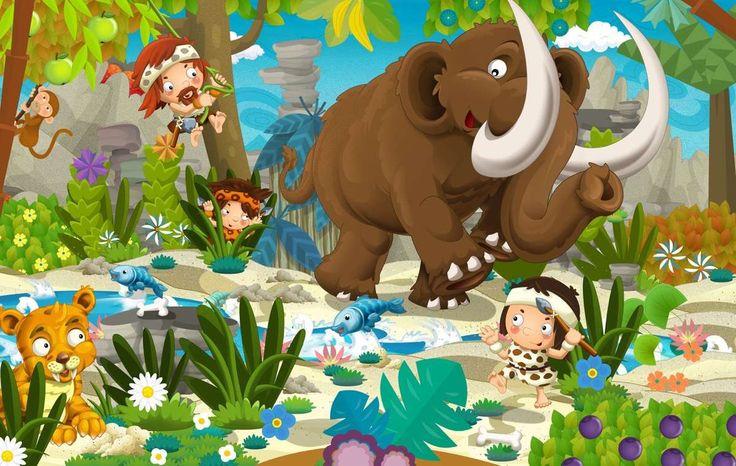 ¿Sabrías como explicar la prehistoria para niños? Hoy te hablamos de libros, vídeos, cuentos y otros recursos para completar tu unidad didáctica.
