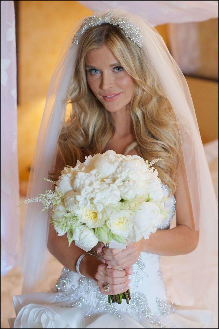 Joanna Krupa Wedding Gown