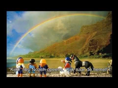 Noach in playmobil - YouTube