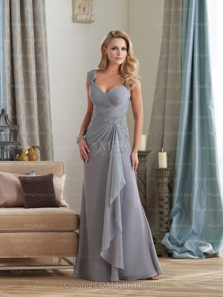 Mother of Bride Dress #weddings #dress #fashion