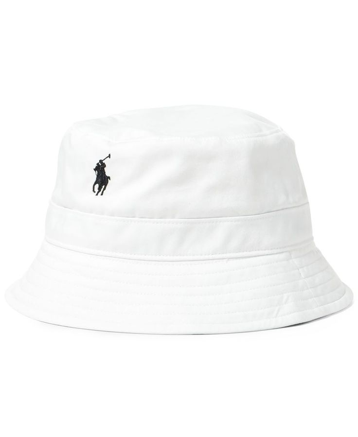 Polo Ralph Lauren Men's Twill Bucket Hat
