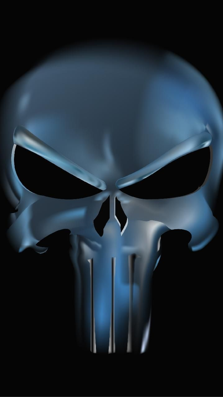 Download Punisher Chrome Wallpaper By Venom2014 Now Browse
