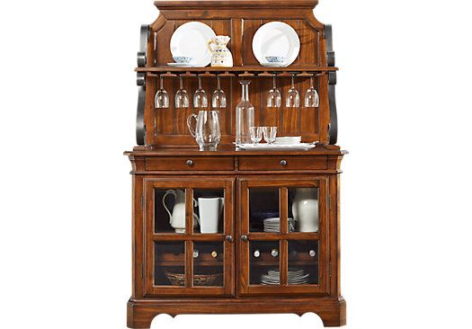 Shop for a menton terrace 2 pc baker 39 s rack at rooms to go for Affordable furniture in baker