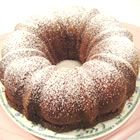 Boscobel Beach Ginger Cake. One of my favorite cakes. Not molassesy ginger, but fresh ginger.
