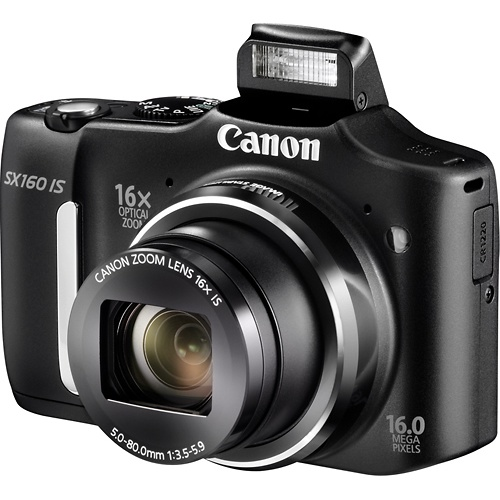 Canon PowerShot SX160 - my Christmas present I'm in love!