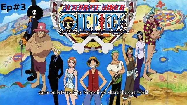 One Piece Episode 3 English Dubbed