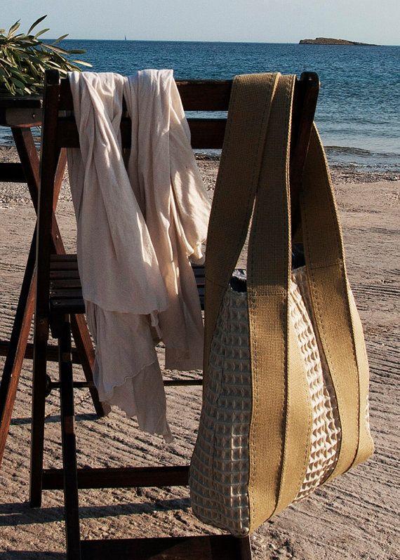 Trendy summer accessory  Summer bag  New by ElenaVandelliBags