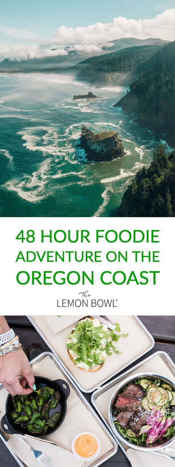 48 Hour Foodie Journey on the Oregon Coast