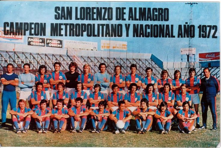 1972 San Lorenzo de Almagro
