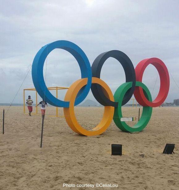#Olympische Spiele in #Rio de Janeiro, 2016.