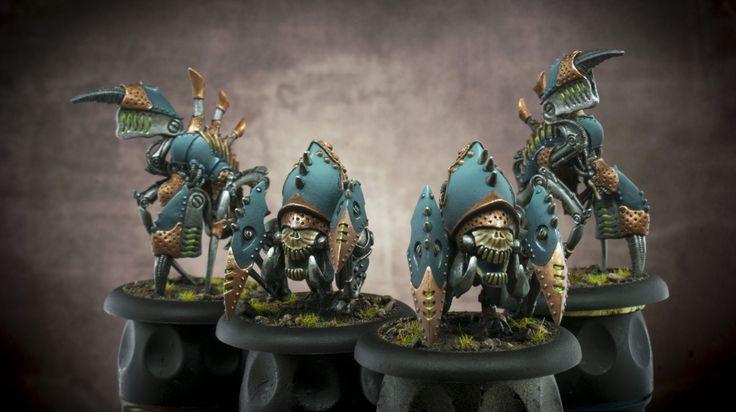 Cryx Army: Mini Warjacks
