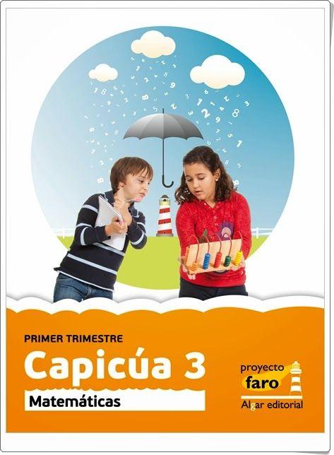 """Actividades digitales de Matemáticas complementarias a los libros de texto """"Capicúa"""" de 3º Nivel de Educación Primaria de Ediciones Bromera."""