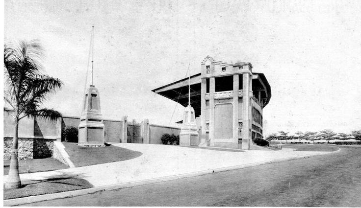 Romelio Martinez en sus inicios finales de los años 30
