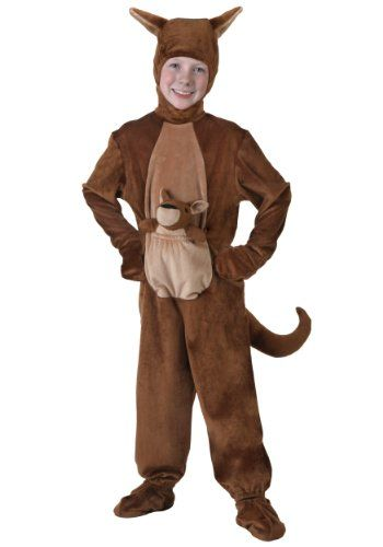 Big Girls' Kangaroo Costume Medium *** Want to know more, click on the image.