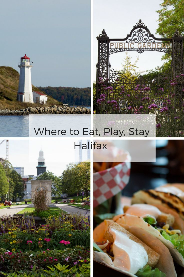 Where to Eat, Play, Stay in Halifax Nova Scotia - Canada.It is a relaxed seaside city that is easily walkable and explored in a weekend.