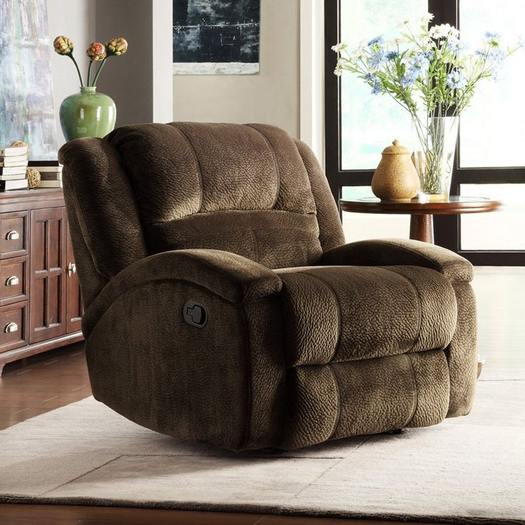 Best 25 Oversized Recliner Ideas On Pinterest  Living Room Interesting Living Room Recliners Design Decoration