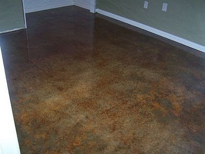 Best 25+ Stained Concrete Ideas On Pinterest | Outdoor Patio Flooring  Ideas, Acid Stained Concrete And Stain Concrete Patios