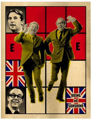 'Morecambe & Wise / Bring Me Sunshine'  Gilbert & George pastiche, by Billy Childish