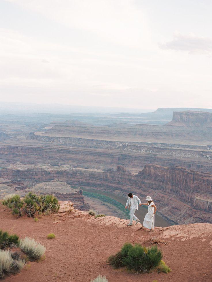 Safari desert chic wedding: 'Desert Chic' Wedding For the Hipster Bride + Groom