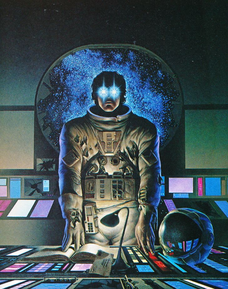 Michael Whelan - Time and Again (1970s)