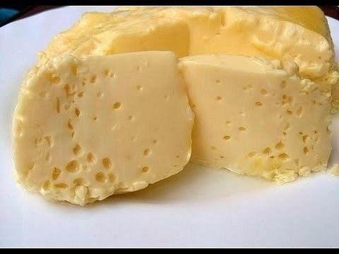 Вареный омлет в пакете, по вкусу, как сливочный сыр 0