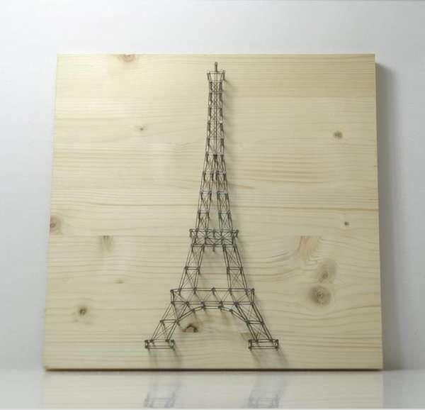 Парижа своими руками
