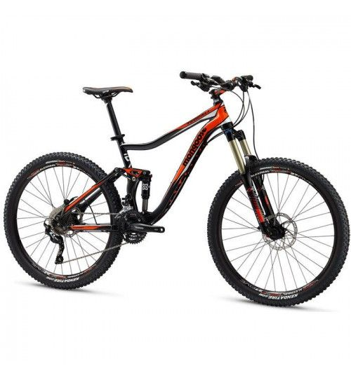 2015 Mongoose Teocali Comp 27.5 Full Suspension Mountain Bike