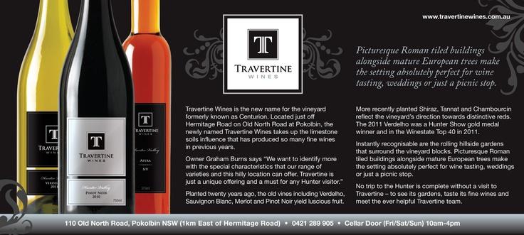 MAD Media Group / Travertine Wines