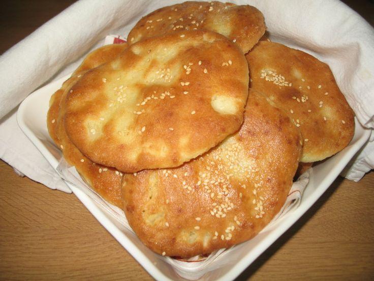 Pörden Keittiössä: Naan-leivät