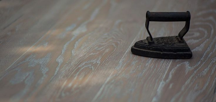 How To Get Wax Off Hardwood Floor >> Engineered oak wide boards smoked white washed by Osmo ...