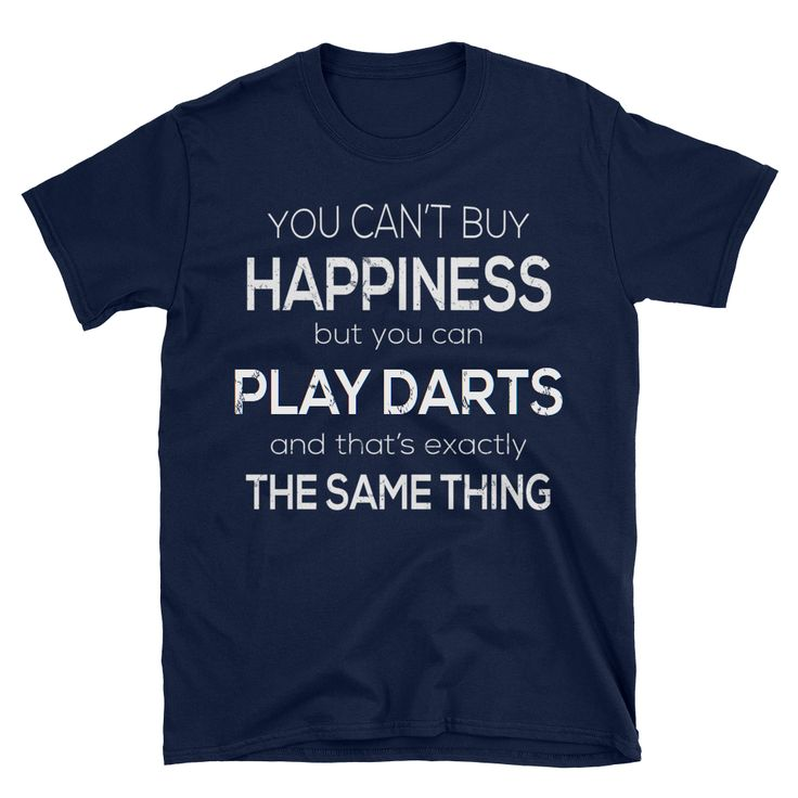 Funny Play Darts T-Shirt