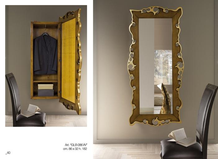 specchio armadietto