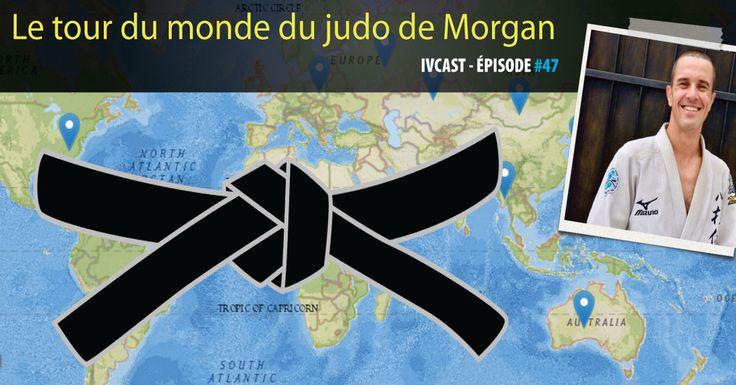 Morgan est en train de réaliser un tour du monde des tatamis. Deux ans de voyage à la rencontre des judokas.