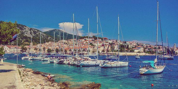 Croatia Yacht Rent and Sailing Holidays on a Private Yacht Charter in Croatia