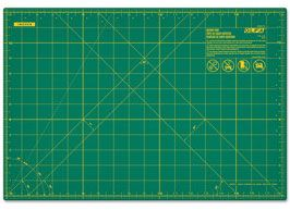 An Olfa dealer advises how to fix a warped cutting mat which is said to work 85% of the time.....