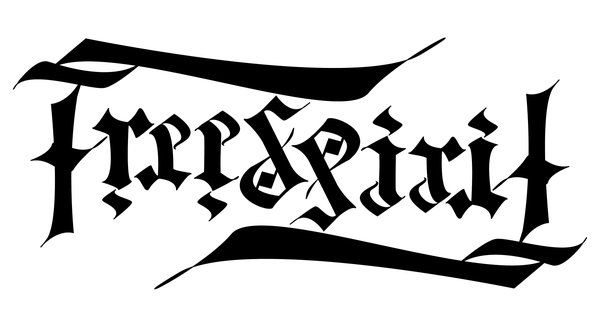 freespirit ambigram by raixhell on DeviantArt